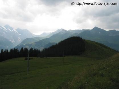 montanha jungfraujoch