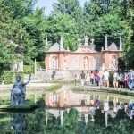 Viajar de carro Salzburgo-Cesky Krumlov (Hellbrunn, Salzkammergut) – Viagem Europa