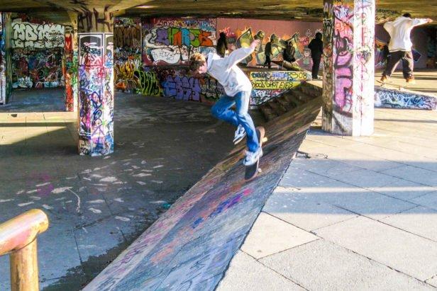 londres skate park