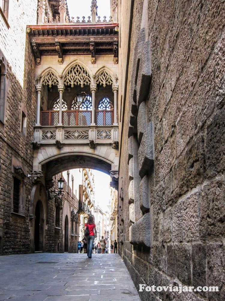 bairro gotico barcelona visitar