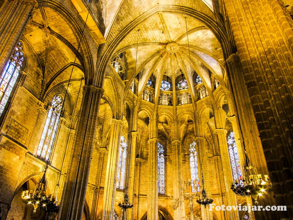 catedral barcelona roteiro