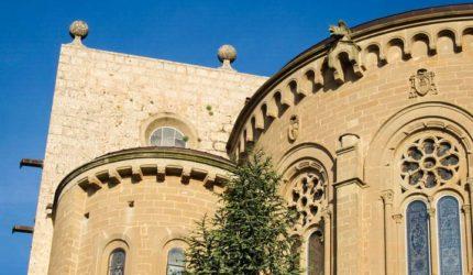 mosteiro montserrat