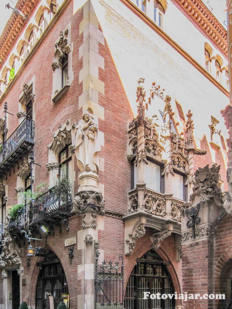 roteiro barcelona arquitetura