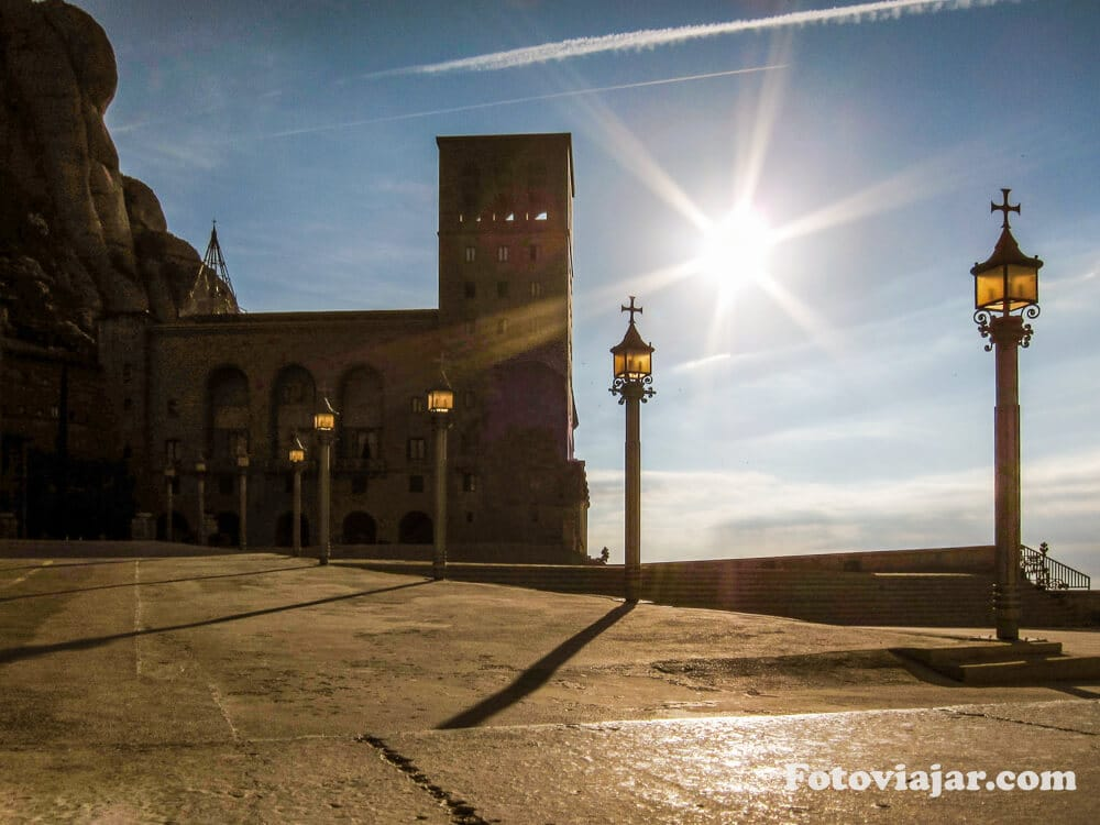 roteiro barcelona mosteiro montserrat