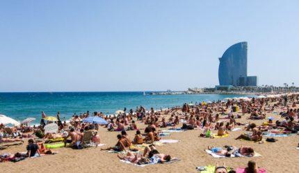 visitar barcelona praia