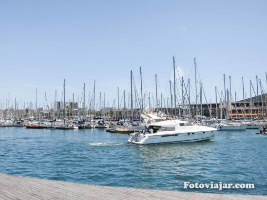 marina barcelona