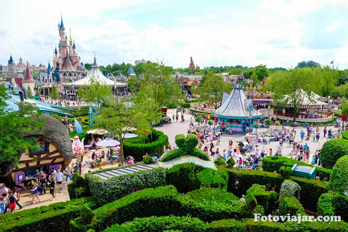 disneyland paris disney