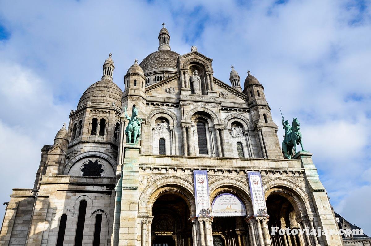 visitar paris sacre coeur