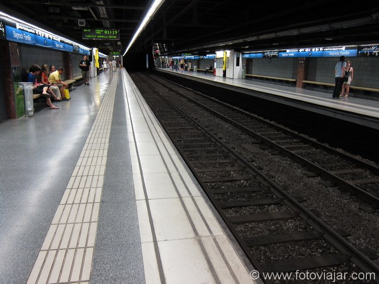 Metro de Barcelona - transportes