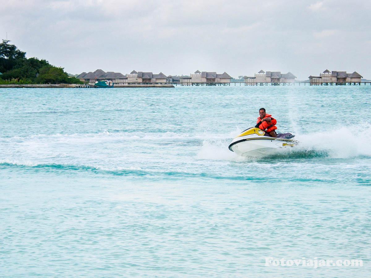 fazer maldivas desportos aquaticos
