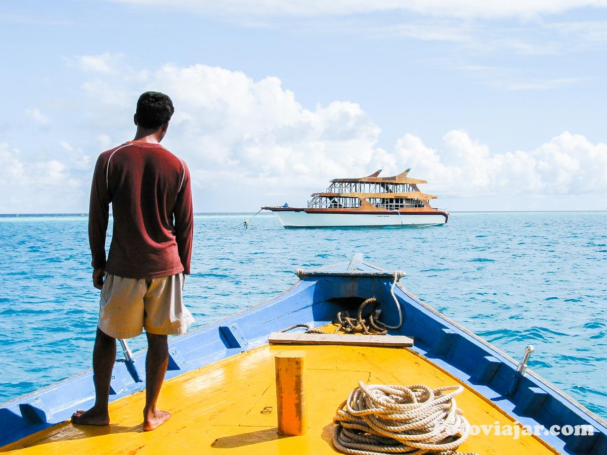 guia maldivas turismo