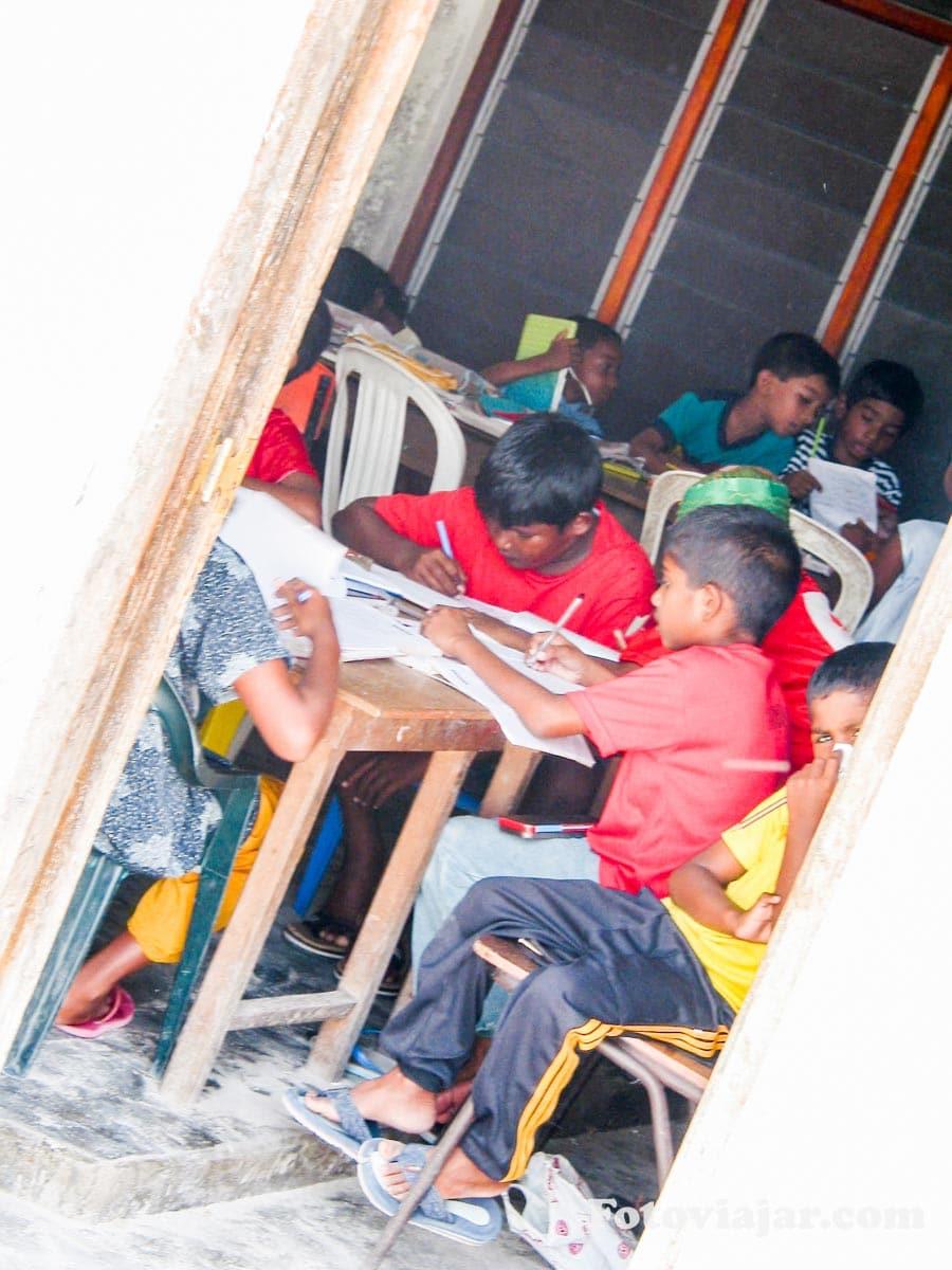 informacoes maldivas escola
