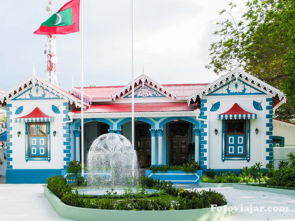 male maldivas guia
