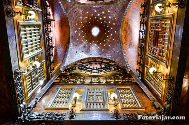 Palau Guell – Barcelona, o que visitar