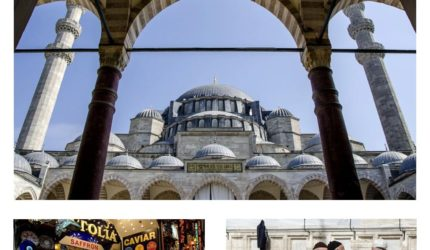 Istambul livro fotografias