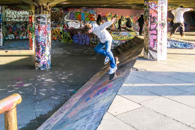 fazer londres skate park