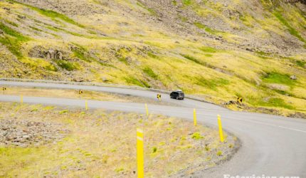andar carro islandia