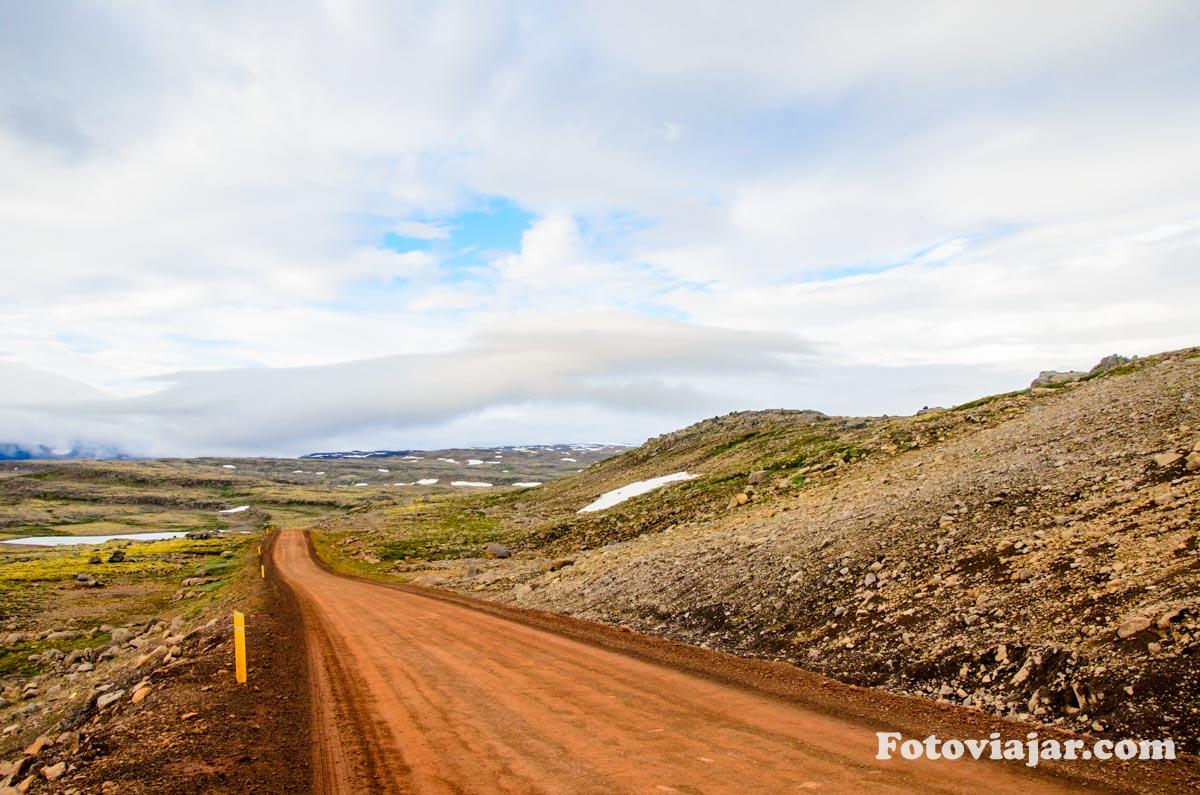 estradas islandia