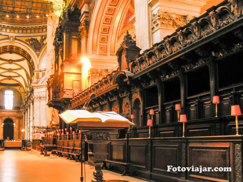 2 dias londres catedral