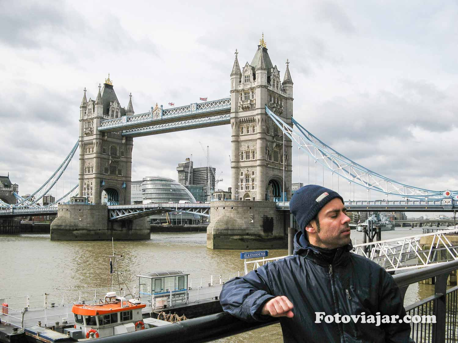 2 dias londres tower bridge
