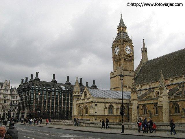 Big Ben visitar Londres roteiro guia