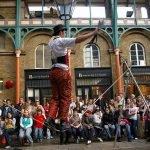 Covent Garden visitar Londres roteiro guia