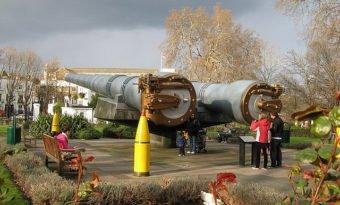 Imperial War Musem visitar Londres roteiro guia