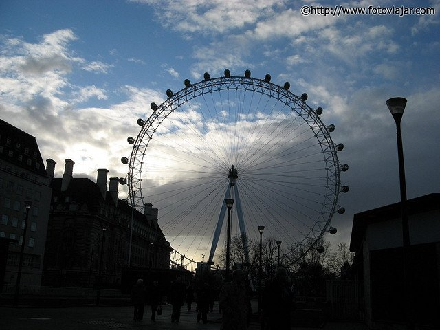 London Eye visitar Londres roteiro guia