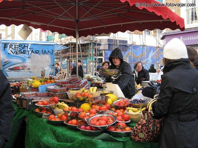 Portobello Road Market visitar Londres roteiro guia