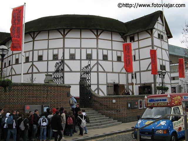 Shakespeare Globe visitar Londres roteiro guia