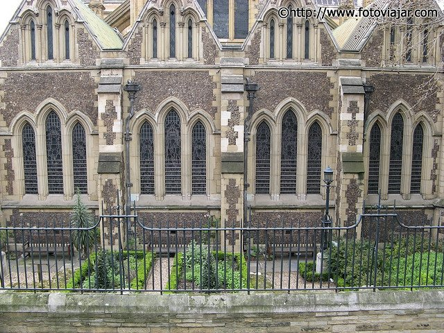 Southwark Cathedral visitar Londres roteiro guia