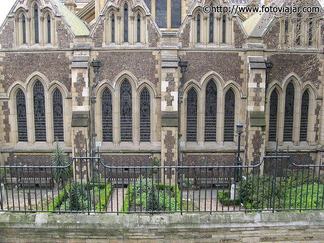 Southwark Cathedral visitar Londres roteiro guia
