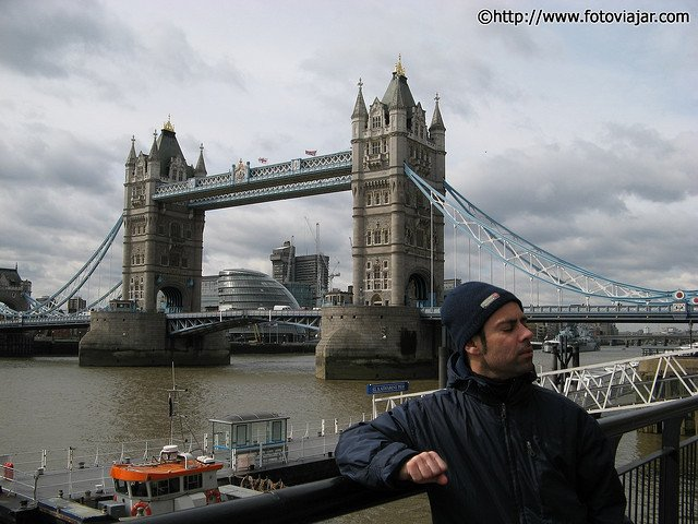 Tower Bridge visitar Londres roteiro guia