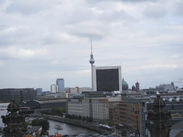 O que visitar em Berlim - Fernsehturm