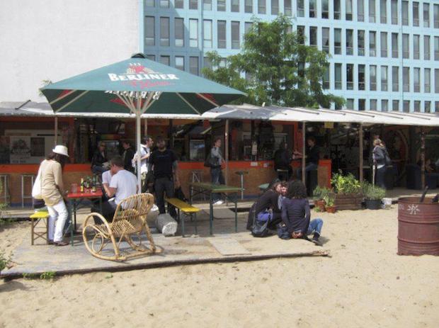 O que visitar em Berlim - Yaam