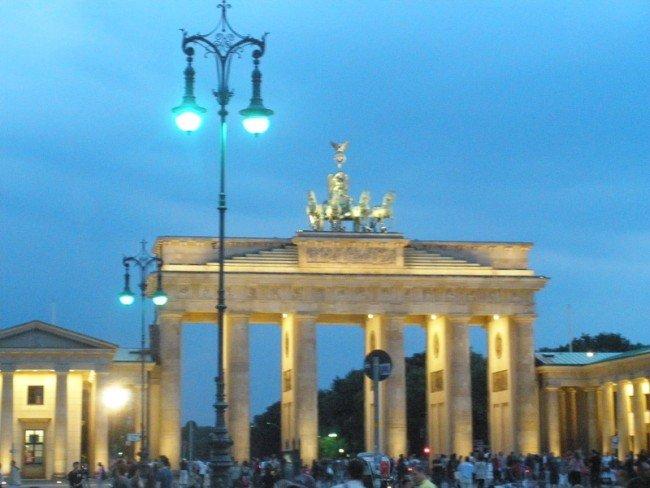 Fotografia monumentos Berlim