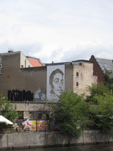Fotografia prédio Berlim