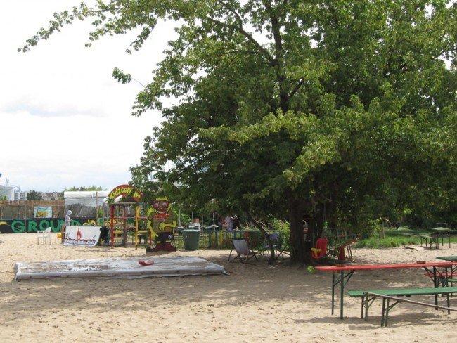 Fotografia parque Berlim