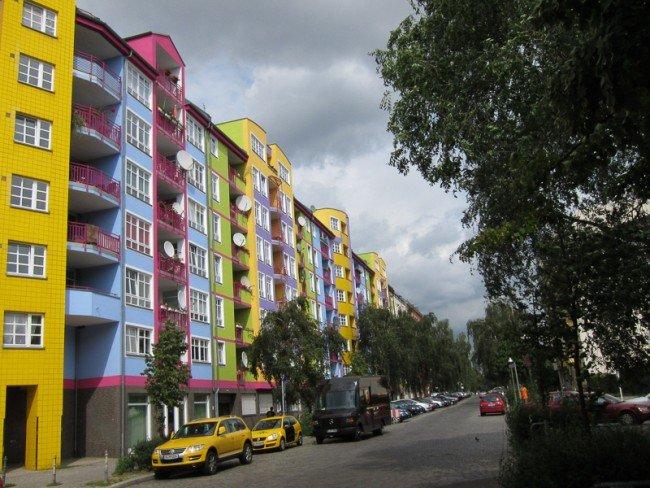 Ruas de Berlim