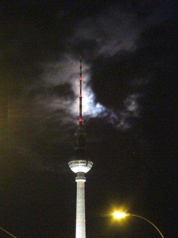foto Berlim noite