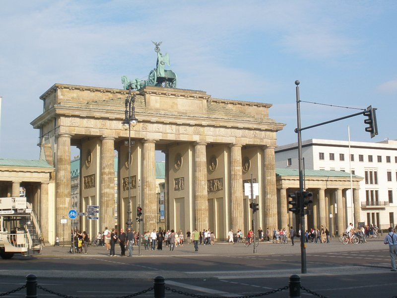 Fotos monumentos Berlim