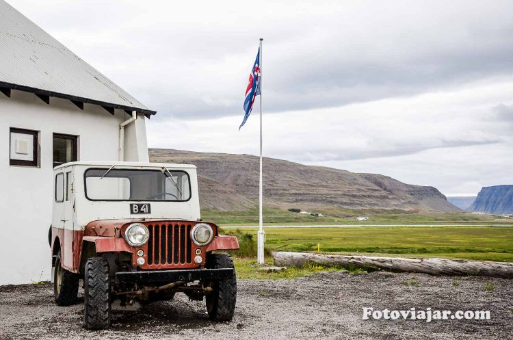 museu fiordes islandia