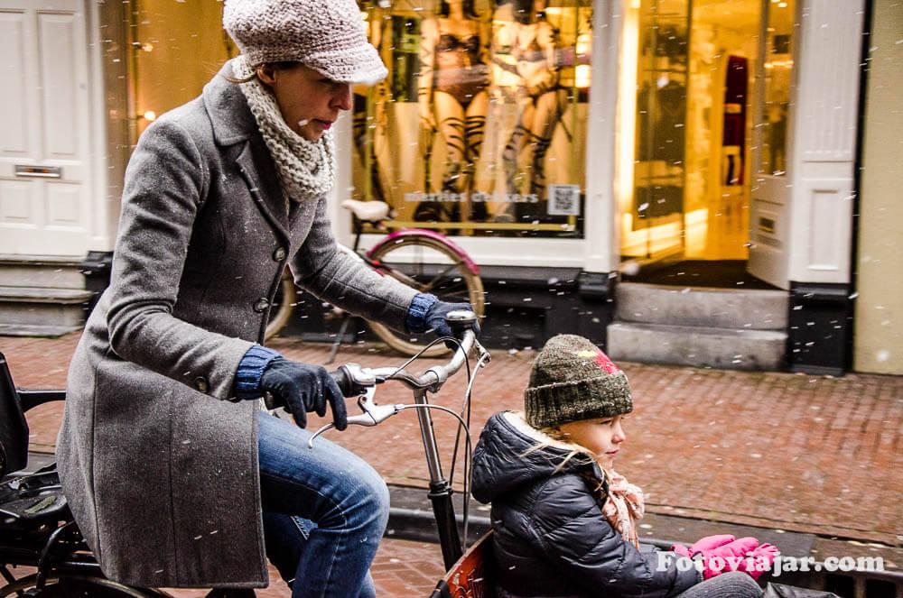 Amesterdao bicicleta Bruxelas Paris