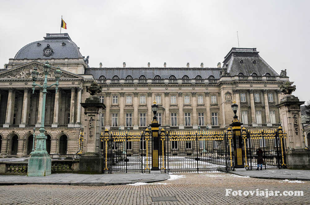 palacio Bruxelas Belgica