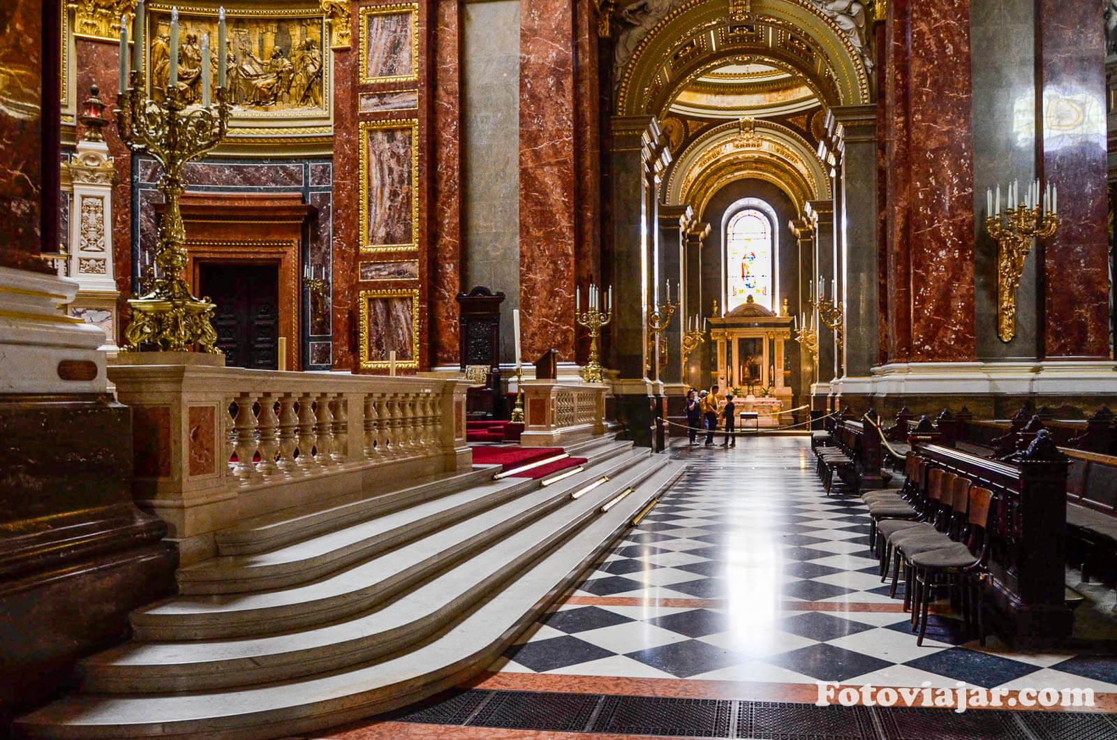 basilica santo estevao budapeste