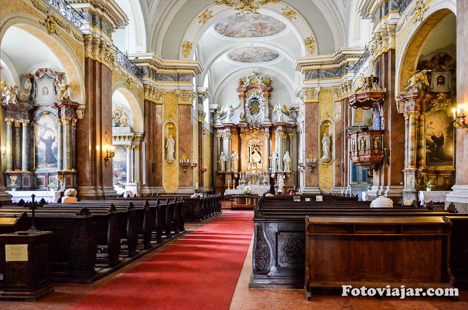 budapeste visitar igrejas
