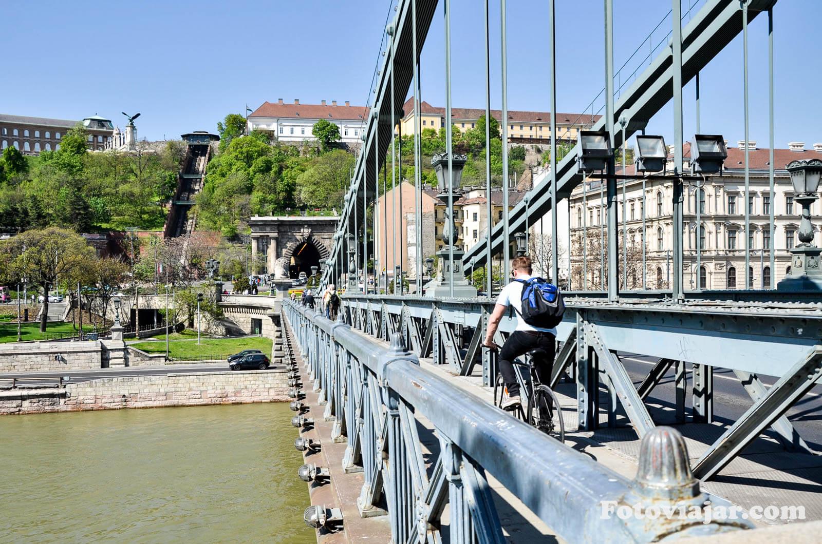 budapeste visitar pontes danubio