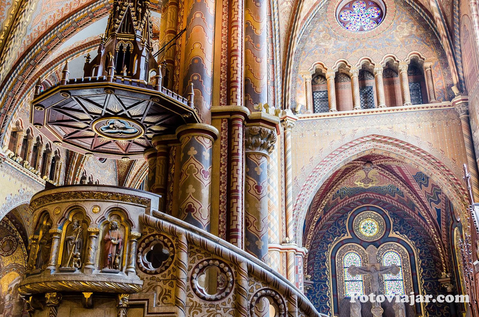 igreja sao matias visitar budapeste