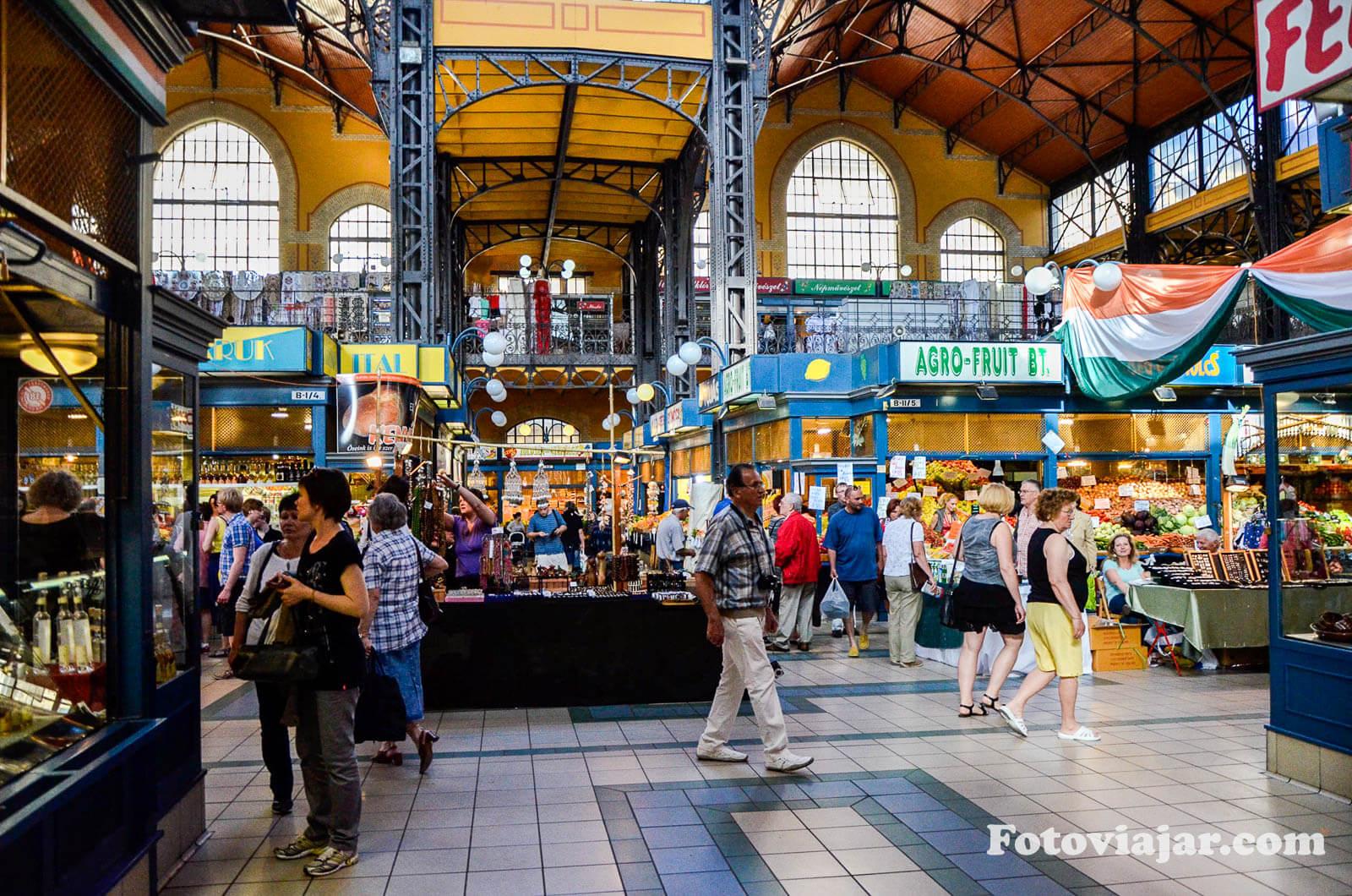 mercado central budapeste visitar