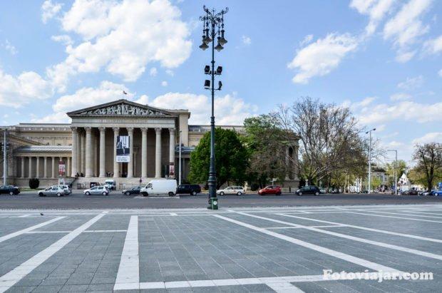 museu belas artes budapeste